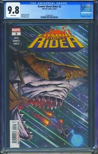 Cosmic-Ghost-Rider-2-Marvel-CGC-9-8-White-Pages-1st-cameo-of-Juggerduck