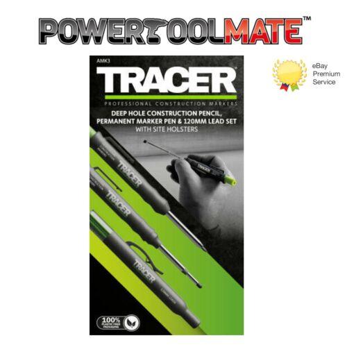 Tracer AMK3 menuiserie Crayon /& Marker Pen Set