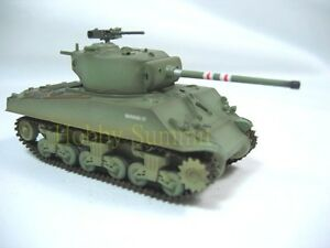 1-72-US-WWII-SHERMAN-M4A3-76-W-Tank-4th-Bat-1st-Armored-Division-FInished