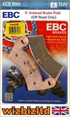 EBC Rear Sintered R-Series HD Brake Pads Polaris RZR 1000 XP 14 FA452R