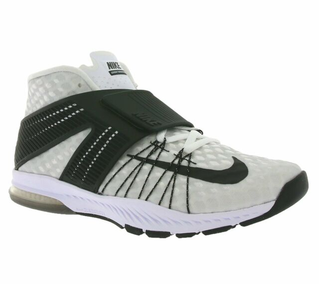 60aa10222a82 Nike Zoom Train Toranada Men s SNEAKERS White black Size 10 835657 ...