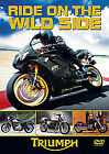 Ride On The Wildside - Triumph (DVD, 2011)