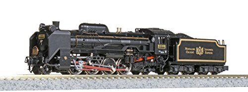 NYA KATO N -lastprofil D51 498 Orient Express 1988 2016 -2 modellllerljärnväg