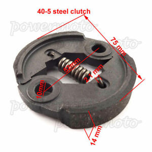 Heavy Duty Clutch For Honda GX35NT GX35 GX31 Engine Brush Cutter Tiller Trimmer