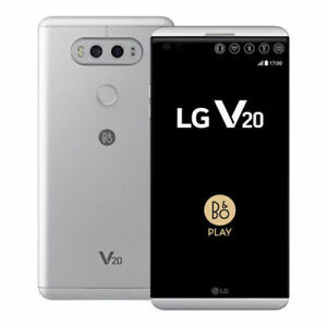 Details about LG V20 H918 (T-Mobile) Unlocked RAM 4GB+64GB Titan Silver  Android Smartphone