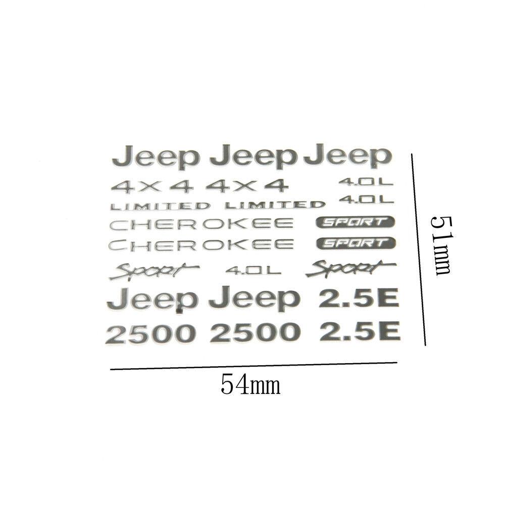 Mon TRX4 sur carrosserie Jeep Cherokee XJ 90's S-l1600