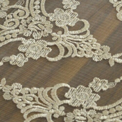 Lace Table Runners Floral Embroidery Guipure Cabinet Table Cover Party Decor New