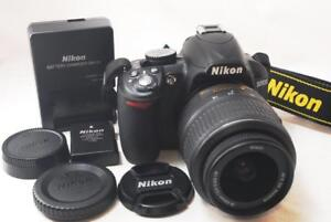 034-NEAR-MINT-034-Nikon-D3100-Digital-SLR-Camera-w-AF-S-DX-Nikkor-18-55mm-F3-5-5-6G-VR