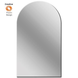 Arch Acrylic Mirror Home Bathroom Bedroom Frameless Wall Decor Shatterproof Ebay