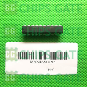 Encapsulacion-2PCS-MAX455CPP-DIP-20-multiplexor-de-video-CMOS-Amplificador