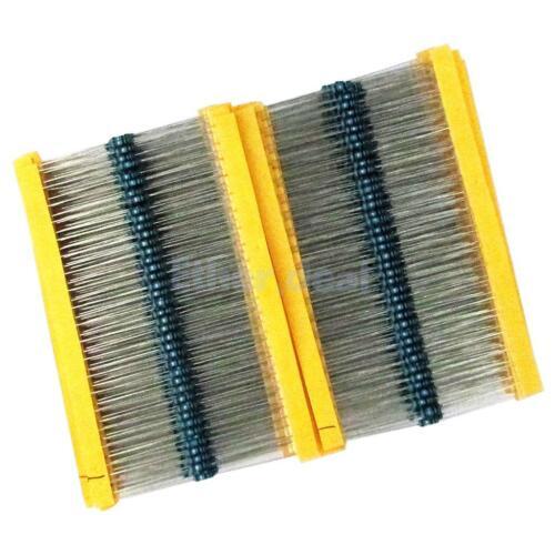 Metallschicht Metallfilm Widerstände 0,25W 2000 Widerstand Sortiment