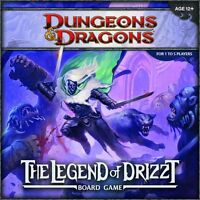 Dungeons & Dragons: Legend Of Drizzt Woc 35594