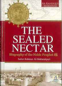 THE-SEALED-NECTAR-NEW-COLOUR-PICTURE-GOOD-QUALITY-PAPER-BOOK-BEST-GIFT-IDEAS