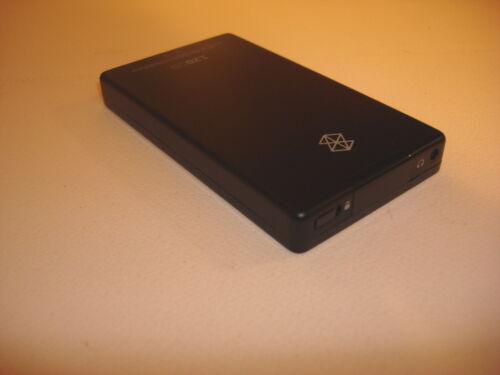 MICROSOFT  ZUNE  BLACK  120GB...NEW BATTERY...