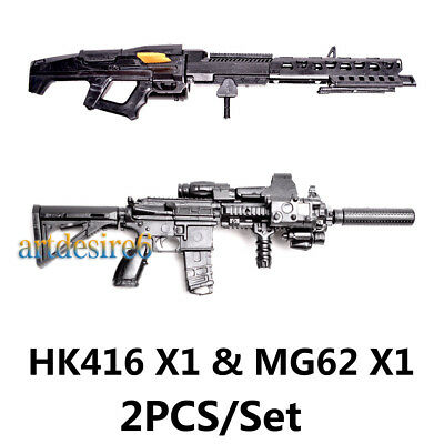 1//6 Soldier Weapon 95-1 Modular Assault Rifle Gun Miniature Model Fit12/'/' Figure