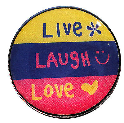 Live Laugh Love Golf Ball Marker - Package of 2