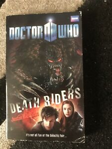 Doctor-Who-Young-Reader-Adventures-Book-1-Heart-of-Stone-Death-Riders-BBC-U