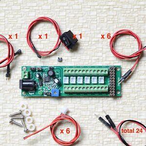 1 X Power Distribution Board Self ADAPT Distributor HO N O LED Street Light Hub