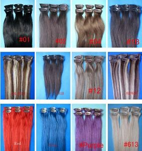 Beauty-15inch-20inch-6pcs-clip-in-human-hair-extension-straight-free-shipping-au