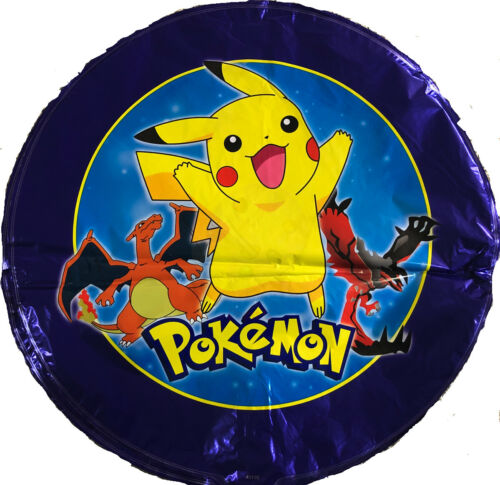Pokemon Pikachu Foil Balloons Inflatable Party Decorations Charizard