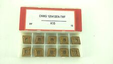 ONE NEW  CERATIZIT CNMG433EN-TMF CNMG 120412EN-TMF K15  CARBIDE INSERT