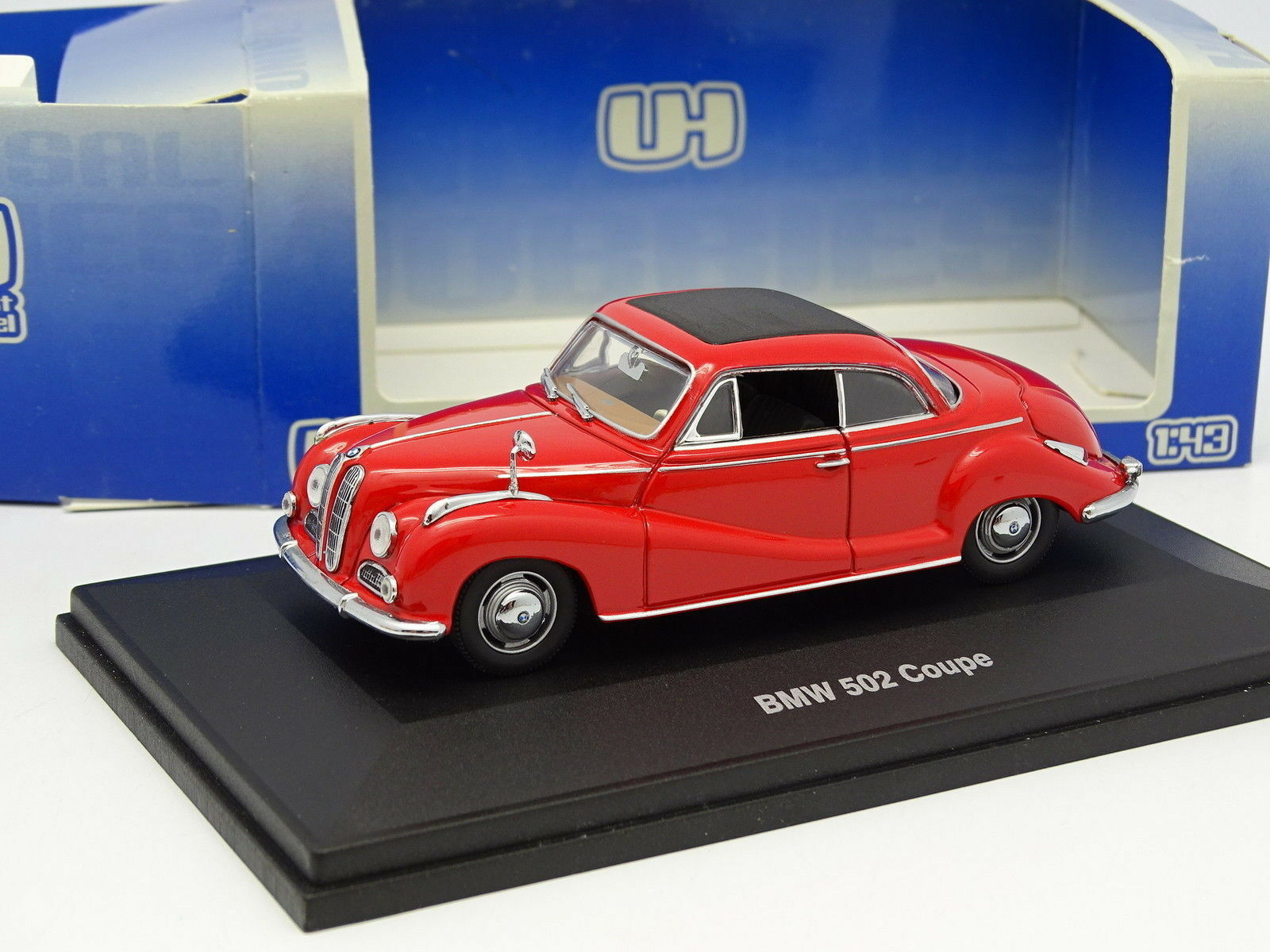 UH 1 43 - BMW BMW BMW 502 Coupe Red 5b348c