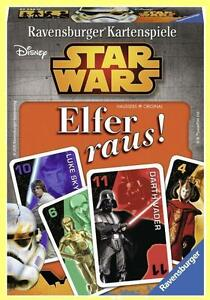 HonnêTeté Star Wars-rôie Sortir-ravensburger Jeux De Cartes-neuf Et Neuf Dans Sa Boîte-afficher Le Titre D'origine