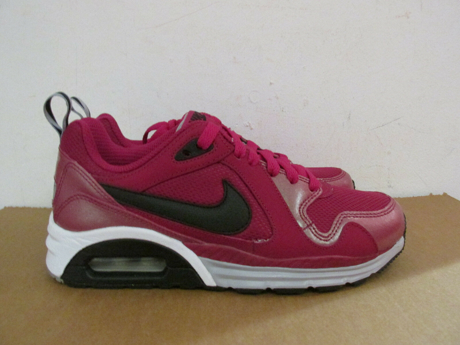 Nike Womens Air Max Trax Running Trainers 631763 500 500 500 Sneakers shoes CLEARANCE 871854