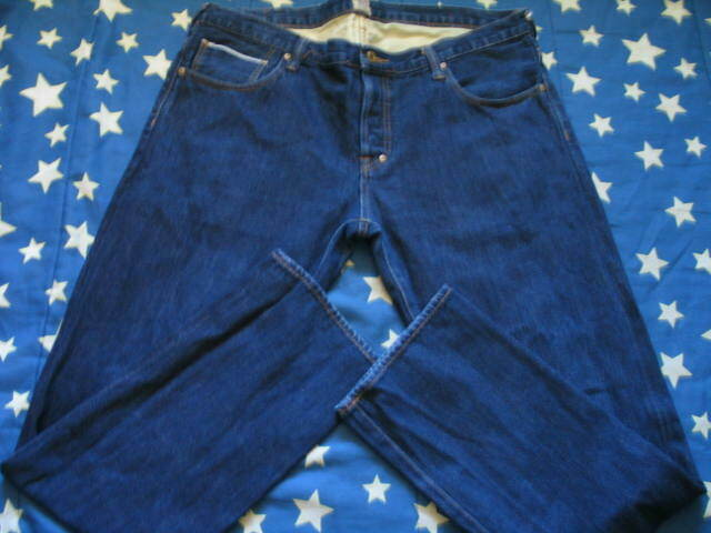 Prps  DOWNWAN HARRELL Men jeans The Rambler Tapered Size 42X34