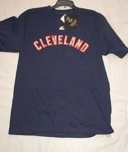 CLEVELAND-INDIANS-BRAND-NEW-WITH-TAGS-T-SHIRT-33-YOUTH-L-or-XL-CAMO