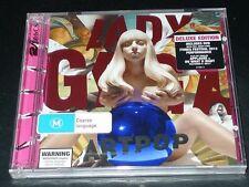 Lady Gaga : ARTPOP (Deluxe Edition CD+DVD)