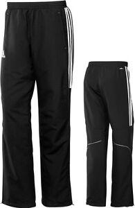 adidas-Maenner-Trainingshose-schwarz-Sporthose-Laufhose-Jogginghose-Gr-XL