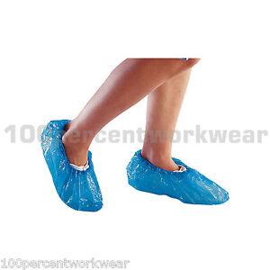 50 Paires Delta Plus Surchpe Polyethylene Jetables Sur Chaussures Couvre Protection-afficher Le Titre D'origine Zflswfud-07222648-119975618