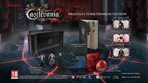 Castlevania Lords Of Shadow 2 Dracula S Tomb Premium Edition Xbox