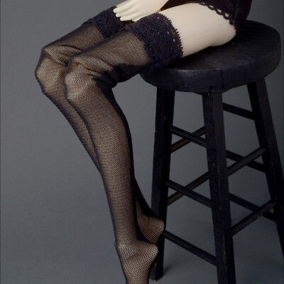 """4 Pair Thigh HIgh Hose Stockings for 22/"""" Tonner American Model"""