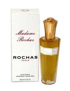 Madame-Rochas-Eau-De-Toilette-Spray-3-4-Oz-100-Ml