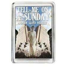 Tell Me On A Sunday. The Musical. Fridge Magnet.