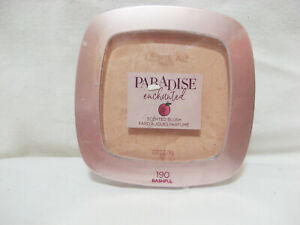 8100df9f2b7 L'Oreal Paris Paradise Enchanted Fruit-Scented Blush, Bashful #190 ...