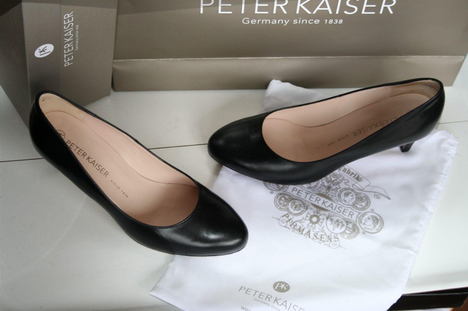Beste Qualität PETER KAISER Pumps Schuhe Gr. 4,5 ca. 37,5