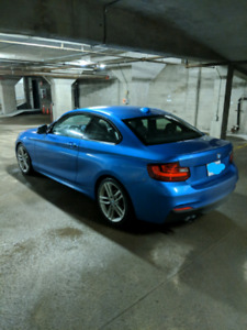 BMW 228i 2015 m-package