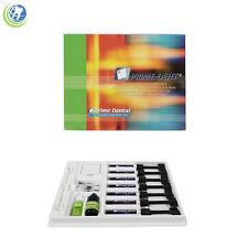 Prime Dent Vlc Light Cure Hybrid Dental Resin Composite 7 Syringe Bonding Kit