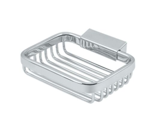Shower Soap Dish 4-3//4 Inches in 3 Finishes By FPL Door Locks /& Hardware