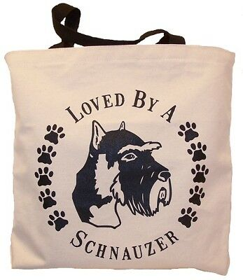 Loved By A Mastiff Tote Bag New  MADE IN USA