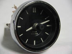 mercedes benz 8 w114 w115 uhr clock watch vdo kienzle. Black Bedroom Furniture Sets. Home Design Ideas