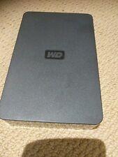Western Digital WD 2TB Elements USB 2.0 External Hard Drive WDBAAU0025HBK