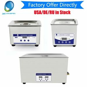 Skymen Ultrasonic Cleaner Solution Bath Wash Parts Tools Cutter