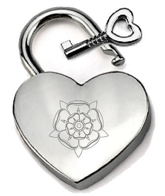 Intellektuell Silbern Herz Vorhängeschloss Optionel Nachricht Kiste Englische Rose Blumen