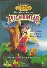 Pocahontas - Die Abenteuer von Pocahontas / DVD #10775