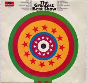 THE-GREATEST-BEAT-SHOW-Unplayed-1969-12-034-Club-LP-Polyodor-77649-Germany