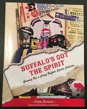 Buffalo's Got The Spirit - Memorabilia History Book - Bills Braves Sabres Bisons